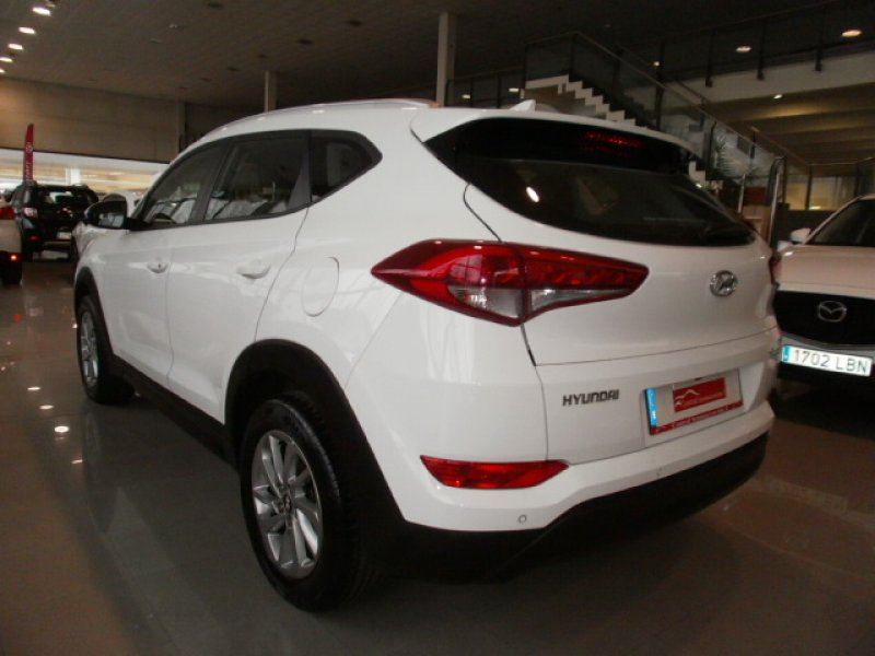 Hyundai Tucson 1.7CRDi 85kW (115CV) BD 25 Aniv. Sky 4x2 25 Aniversario