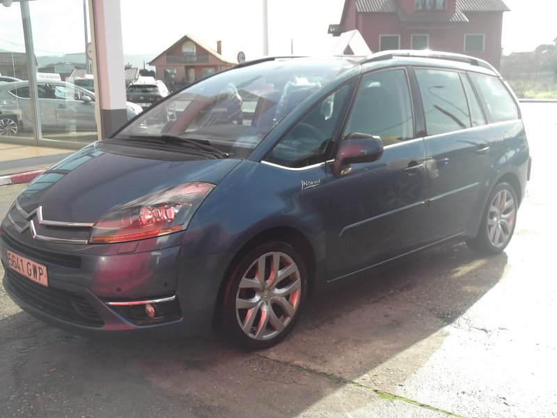 Citroen Grand C4 Picasso 2.0 HDi CMP Exclusive Plus