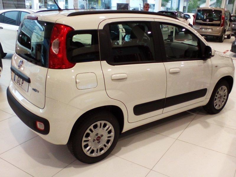 Fiat Panda 1.2 51kW (69CV) Gasolina/GLP EU6 Lounge