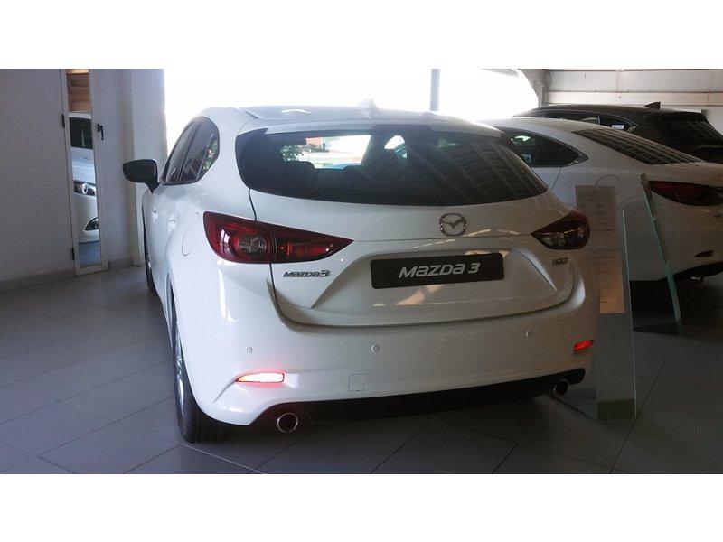 Mazda Mazda3 2.2 DE MT Style+Conf+Visual SDN Style+Confort+Visual