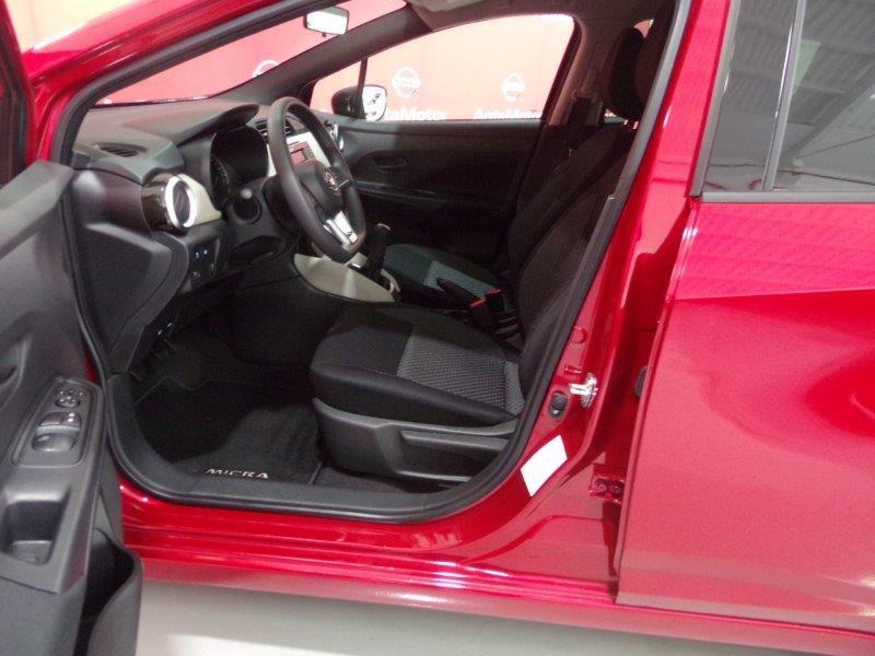 Nissan Micra 1.5 VISIA+