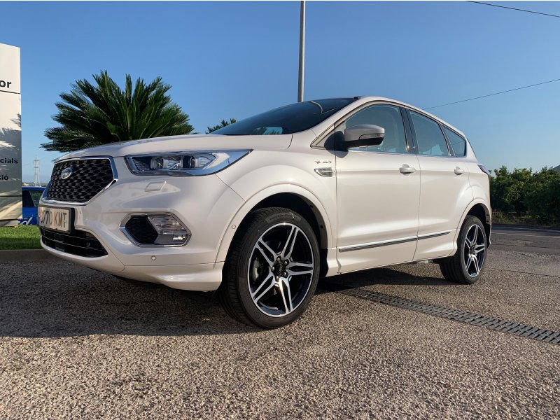 Ford Kuga 1.5 EcoBoost 129kW 4x4 Auto Vignale