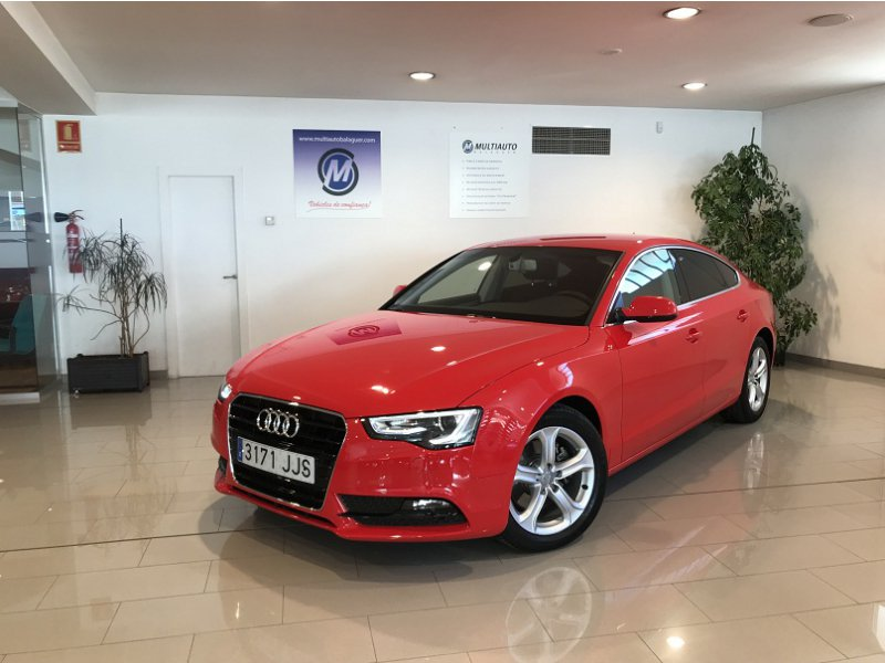 Audi A5 Sportb 2.0 TDI clean 150 CV mult Advanced -
