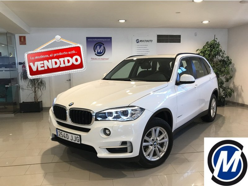 BMW X5 xDrive30d 258 CV 7 PLAZAS