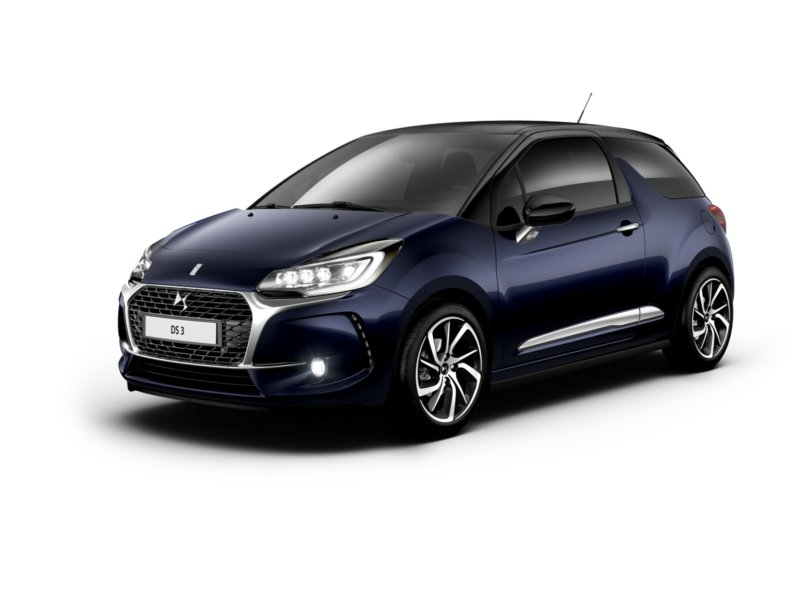DS DS 3 BlueHDi 73kW (100CV) S&S Black Lézard