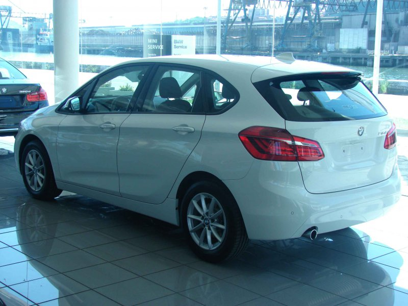 BMW Serie 2 Active Tourer 216d -