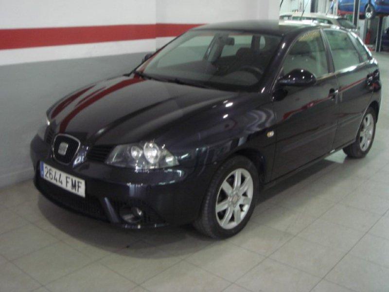 SEAT Ibiza 1.4 16V 85 CV SPORT RIDER