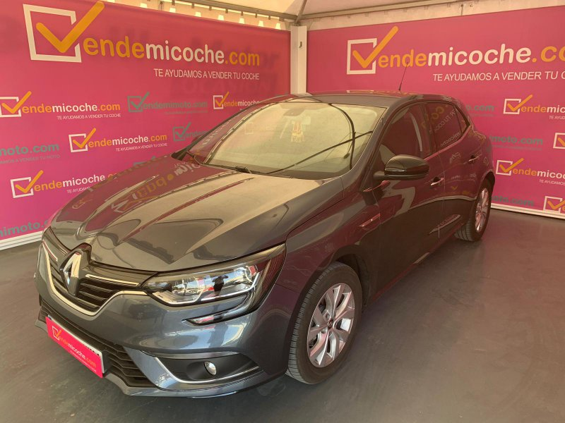 Renault Mégane Tce GPF 103kW (140CV) EDC - 18 Limited