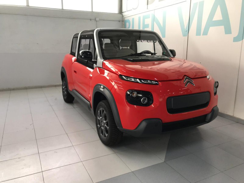 Citroen  Sin determinar E-Mehari Soft Top -