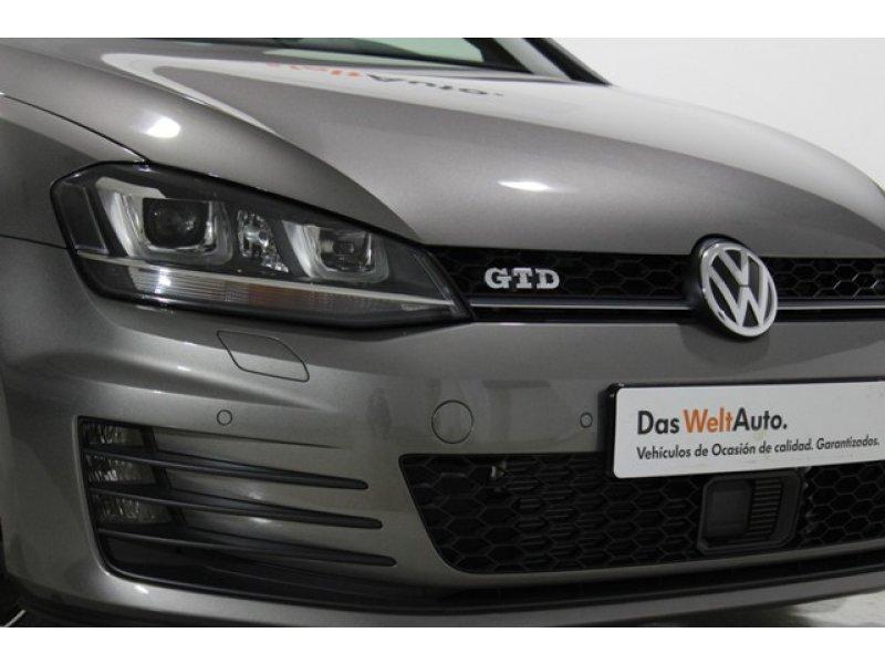Volkswagen Golf 2.0 TDI 184cv DSG BMT GTD