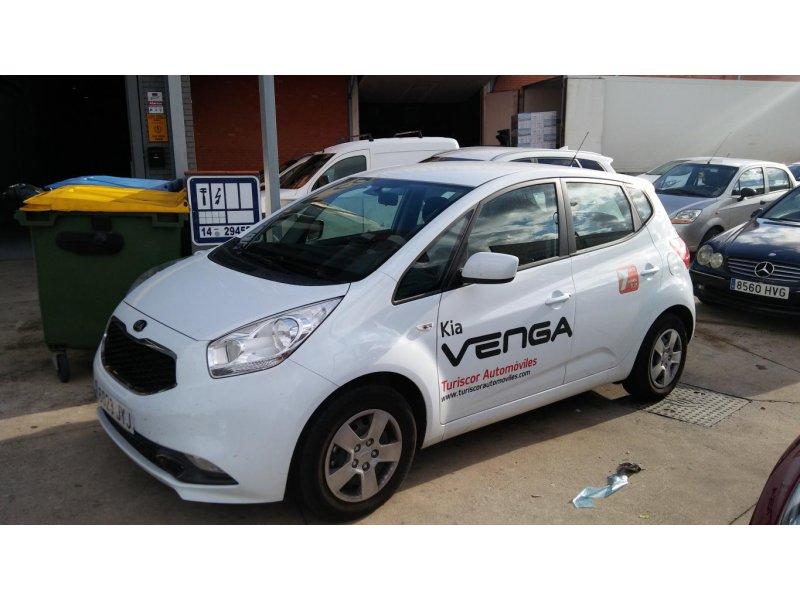 Kia Venga 1.4 CVVT 66kW (90CV) Concept