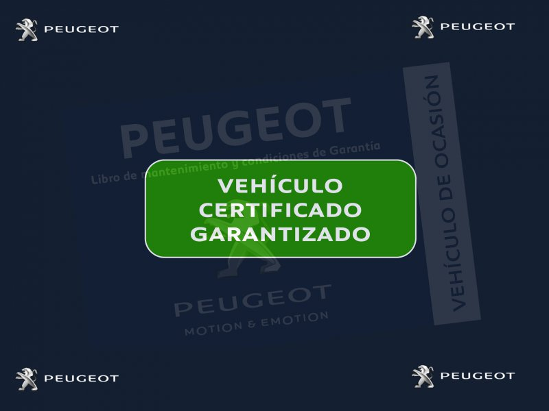 Peugeot 5008 1.6L BlueHDi 88kW(120CV) S&S EAT6 Allure