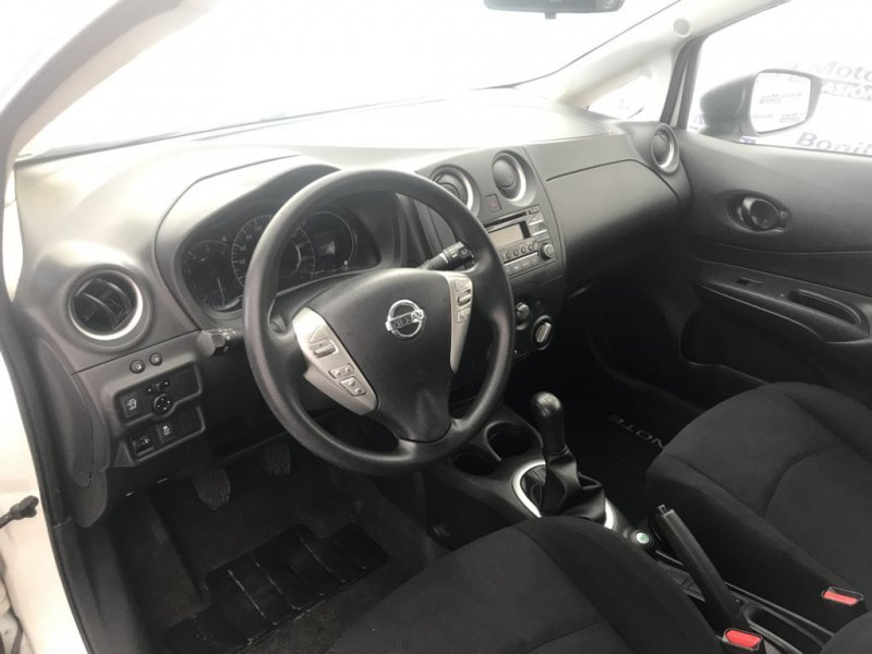 Nissan Note 5p. 1.5dCi 90CV Naru Edition