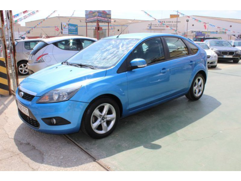 Ford Focus 1.6 TDCi 90 Trend