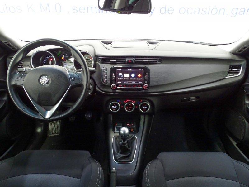 Alfa Romeo Giulietta 1.6 JTDm 88kW (120CV) Distinctive