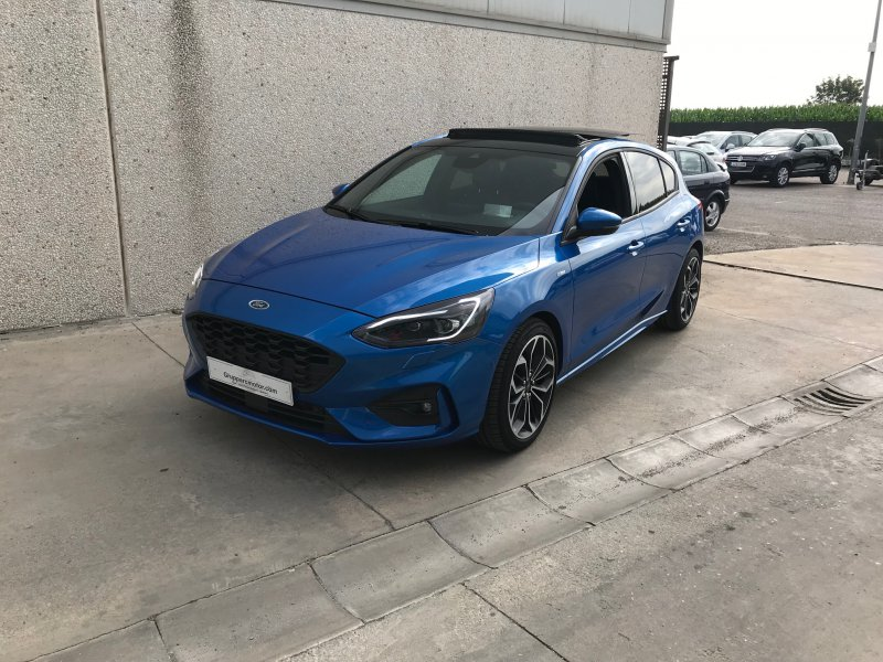 Ford Focus 1.5 Ecoboost 135kW Auto ST-Line