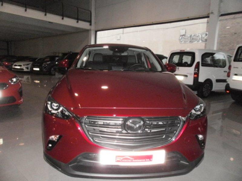 Mazda CX-3 1.8 D 85kW (115CV) 2WD Zenith