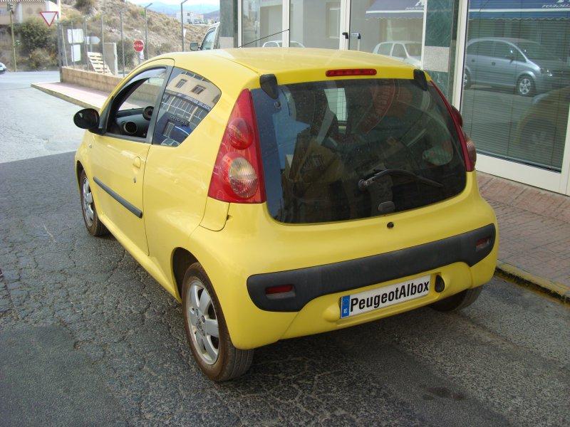 Peugeot 107 1.4 HDi 55cv Urban
