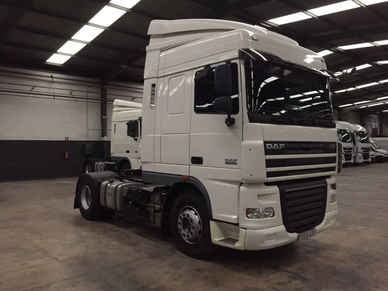 DAF  Sin determinar FT XF 105 460