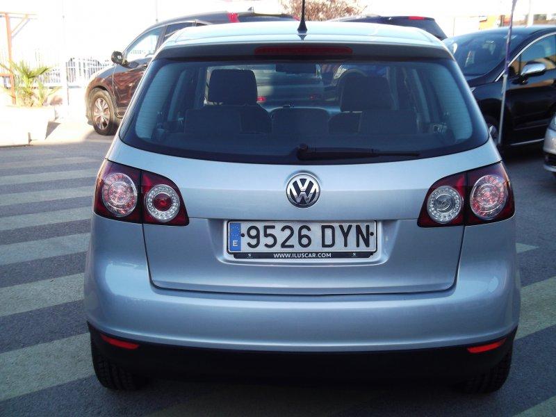 Volkswagen Golf Plus 2.0 TDI DSG Sportline
