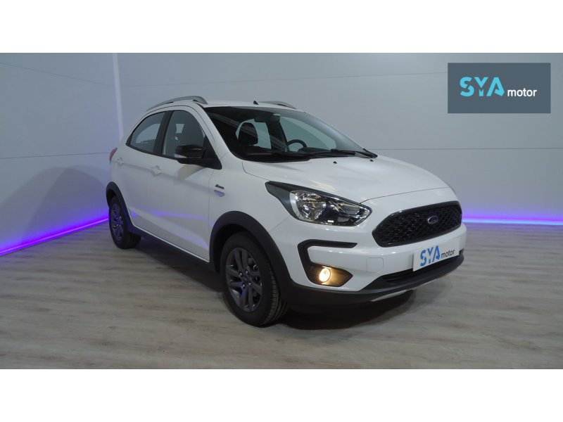 Ford Ka+ 1.2 Ti-VCT 63kW Active
