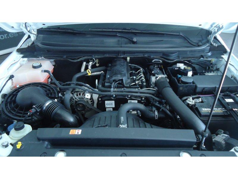 Ford Ranger 2.2 TDCi 150cv 4x4 Cabina Sencilla XL