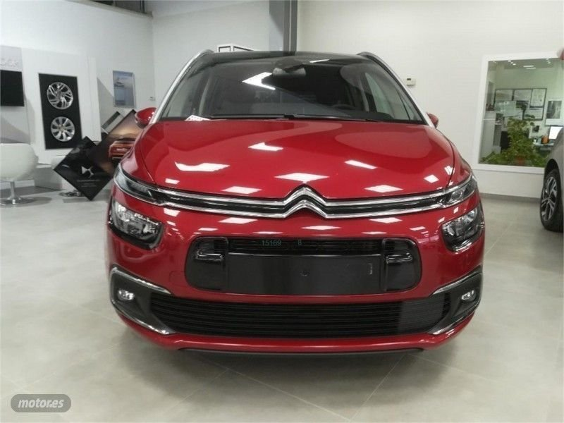 Citroen Grand C4 Spacetourer BlueHDi 88KW (120CV) EAT6 Feel