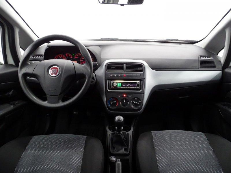 Fiat Punto 1.2 8v 69 CV Gasolina S&S Easy