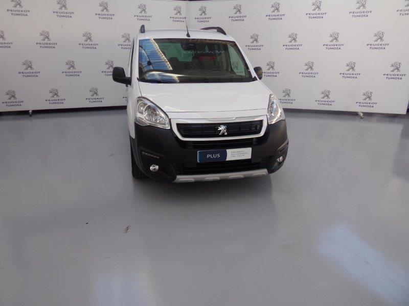 Peugeot Partner 1.6 ADVENTURE EDITION