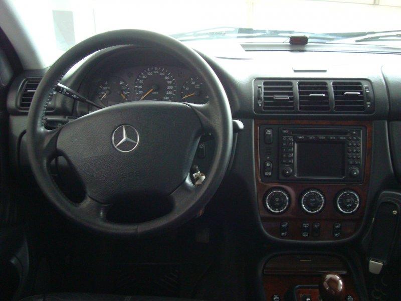 Mercedes-Benz Clase M ML 400 CDI AUTOMÁTICO 250cv -