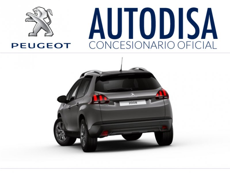 Peugeot 2008 1.2L PureTech 60KW (82CV) S&S Style
