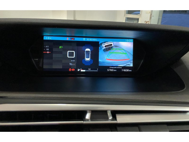 Citroen C4 Picasso PureTech 96KW (130CV) S&S 6v Shine