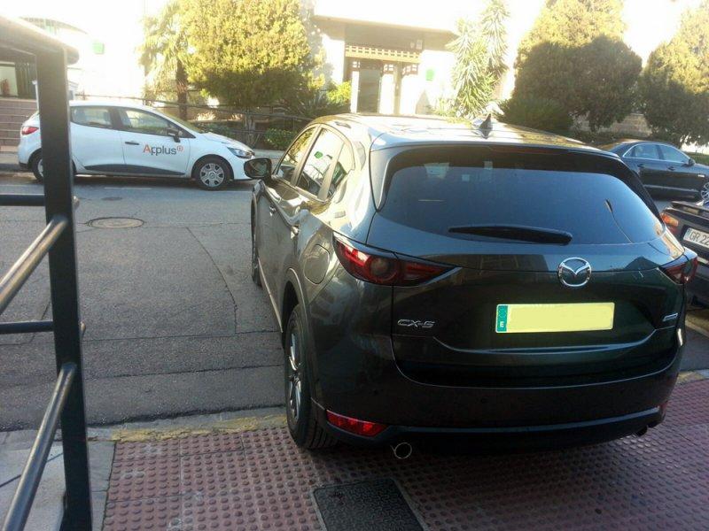 Mazda CX-5 2.2 DE 110kW (150cv) Evolution 2WD EVOLUTION NAVY
