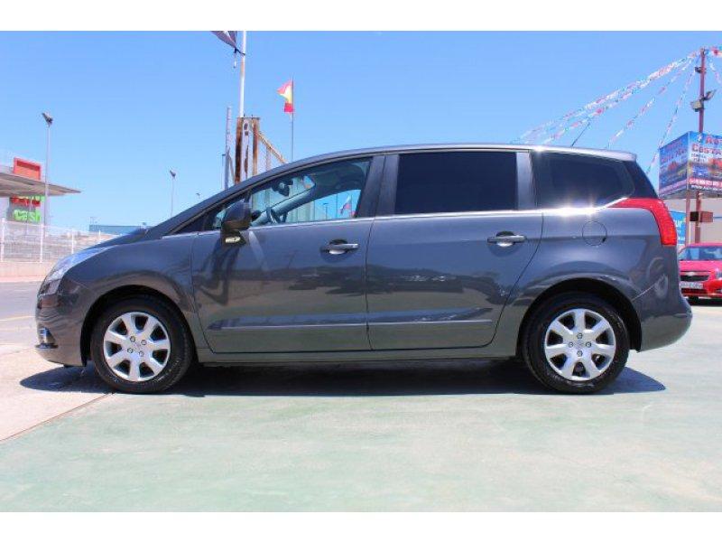 Peugeot 5008 1.6 HDI 112 FAP CMP Premium