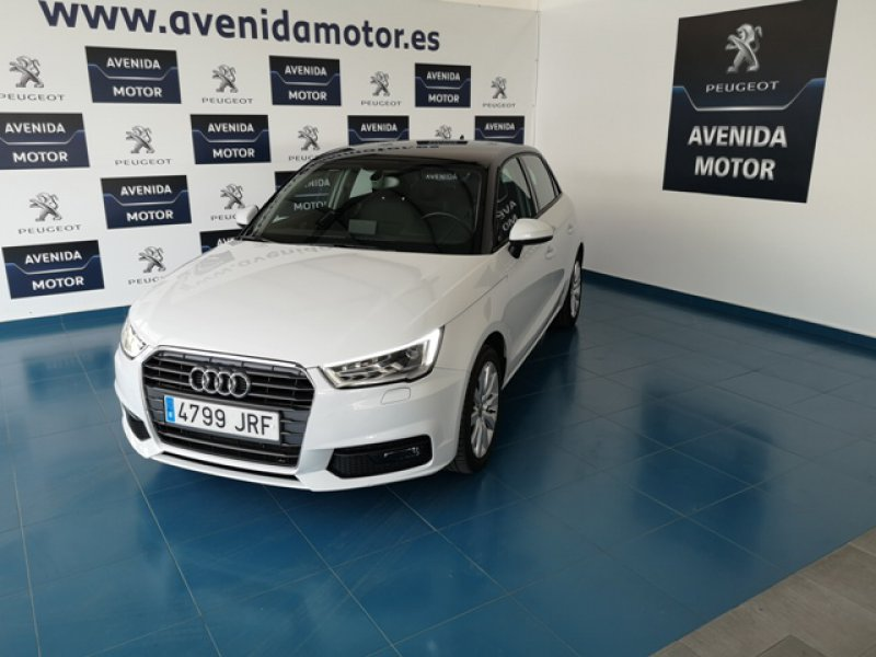 Audi A1 Sportback 1.6 TDI 115 cv Attraction