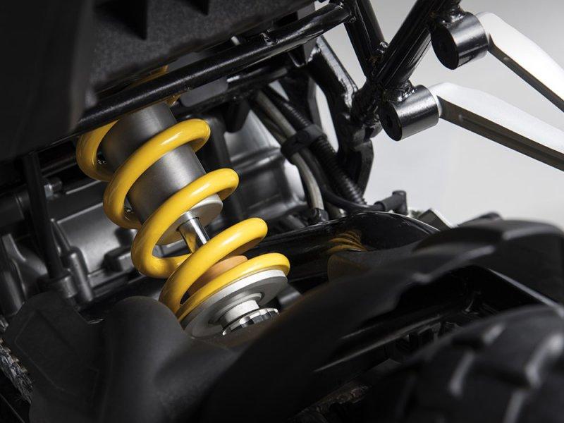 Benelli TRK 502 ABS E4 Benelli