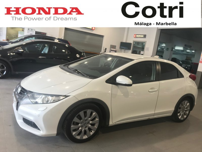 Honda Civic 1.6 i-DTEC Lifestyle