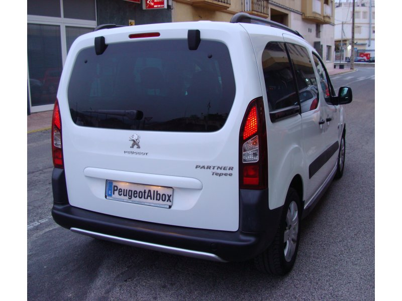 Peugeot Partner Tepee 1.6 e-HDi 92cv Outdoor