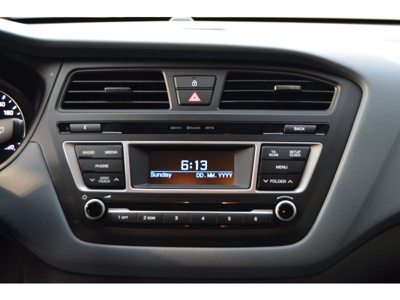 Hyundai I20 1.2L MPI Klass