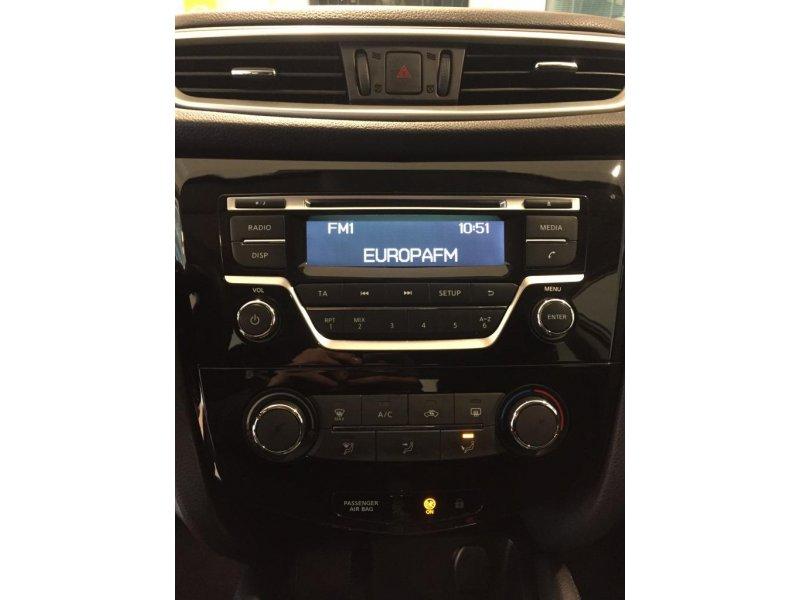 Nissan Qashqai 1.6dCi 4x4 VISIA