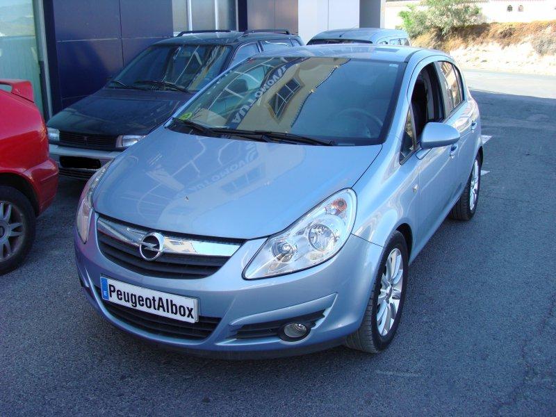Opel Corsa 1.3 CDTi 90 CV Automático Enjoy