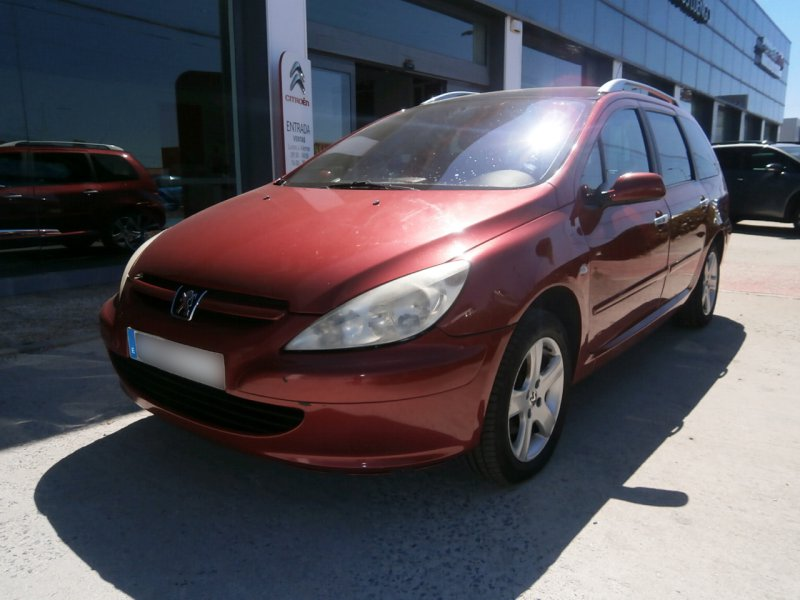 Peugeot 307 SW 2.0 HDi 90 -