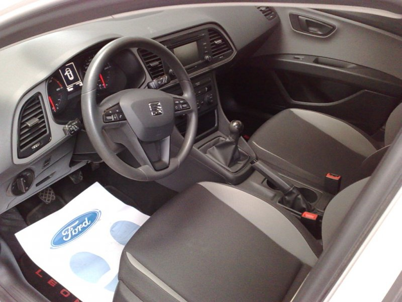 SEAT León 1.6 TDI 105cv E-Ecomotive Reference