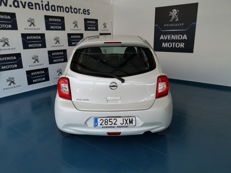 Nissan Micra 5p 1.2G ACENTA BUSINESS EDITION