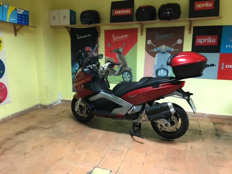 Gilera GP 800 800 cc