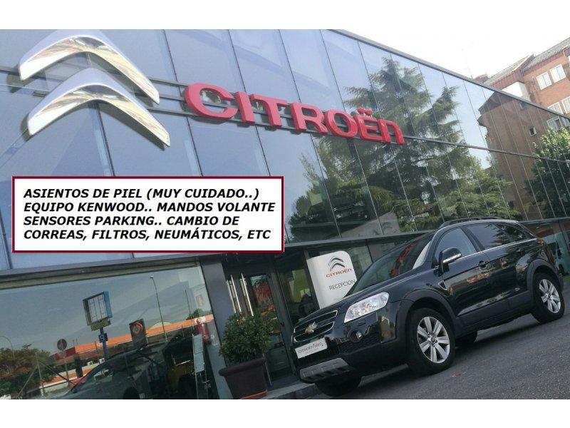 Chevrolet Captiva 2.0 VCDI 16V 5 Plazas LT