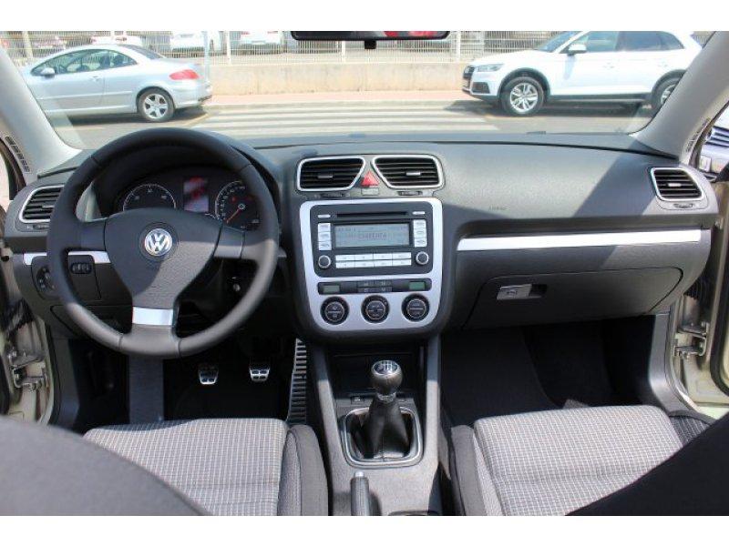 Volkswagen Eos 2.0 TDI DPF -