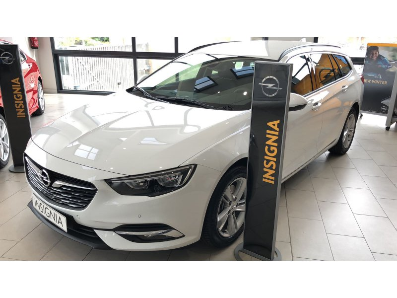 Opel Insignia Sports Tourer 1.6 CDTi 100kW S&S TURBO D Selective
