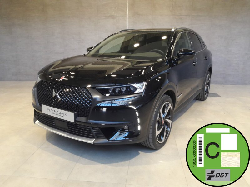DS DS 7 Crossback BlueHDi 132kW (180CV) Auto. PERF.LINE Performance Line