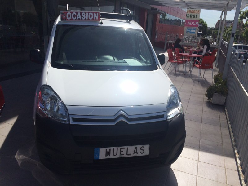 Citroen Berlingo 1.6 HDi 75 600 -